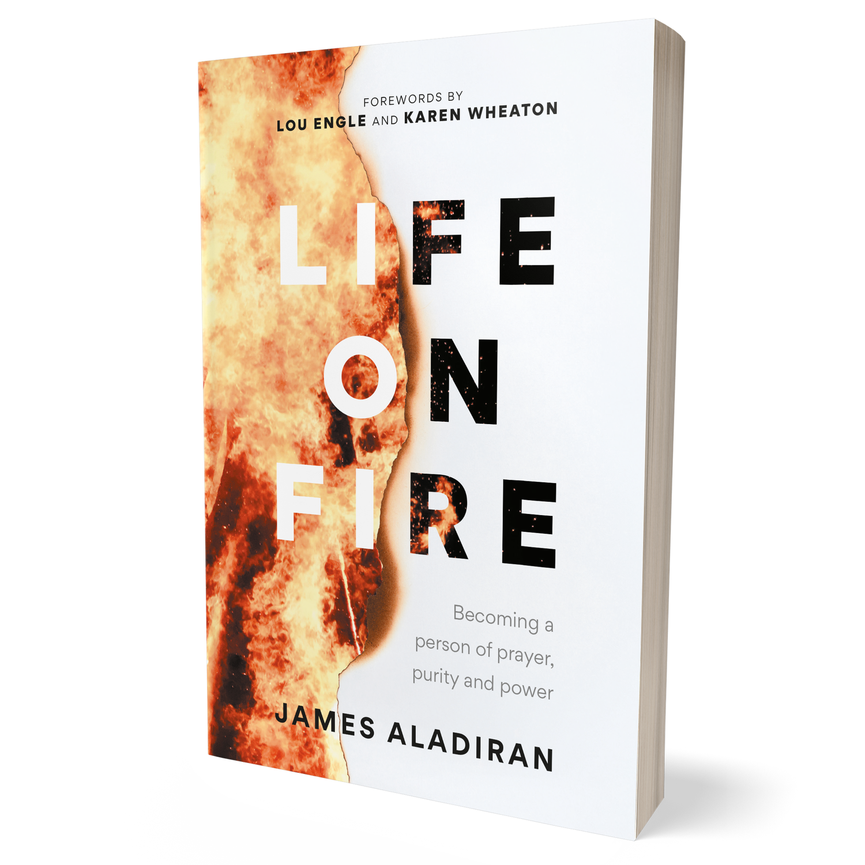 Life On Fire – James Aladiran