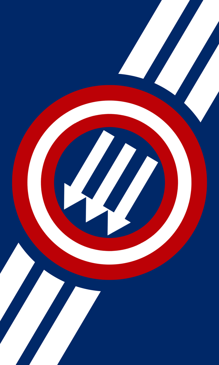 Image of Iron Front Flag