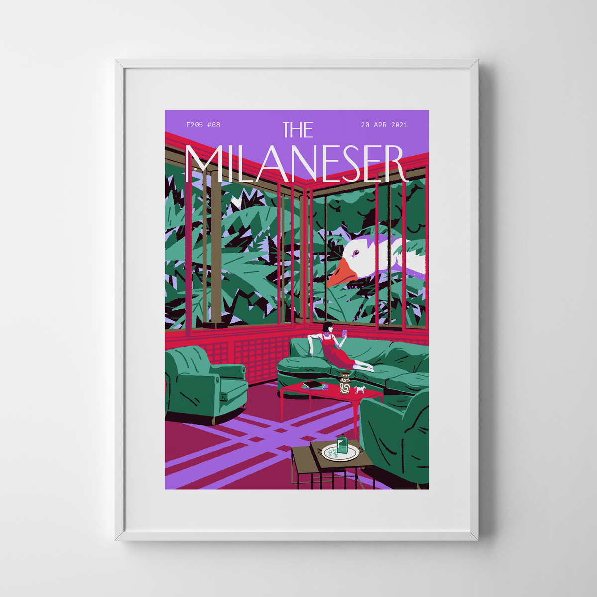 Image of The Milaneser #68