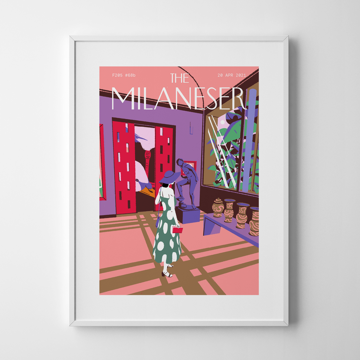 Image of The Milaneser #68 (variant)