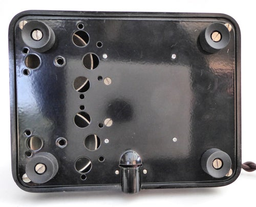 Image of Gecophone Bakelite Telephone Manufactured by GEC