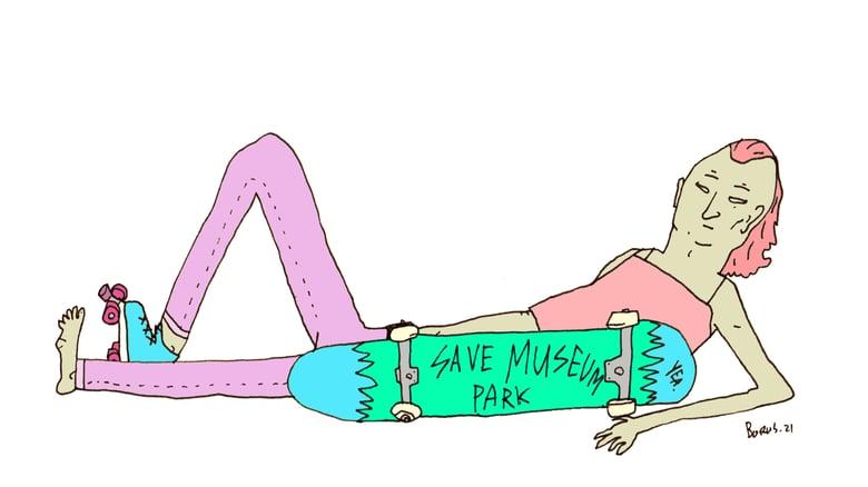 Image of Vers Beton | Save Skatespot Museumpark