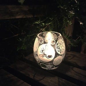 Image of Bees Tealight Holder