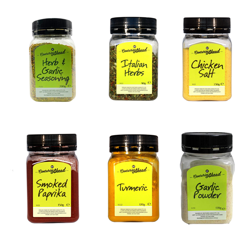 Image of Centuries Ahead Herbs And Spices (Varieties)