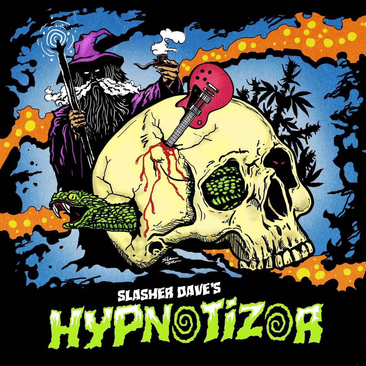 "Image of Slasher Dave's Hypnotizor - 12"" Single Sided Maxi Single  - PRE-ORDER!"