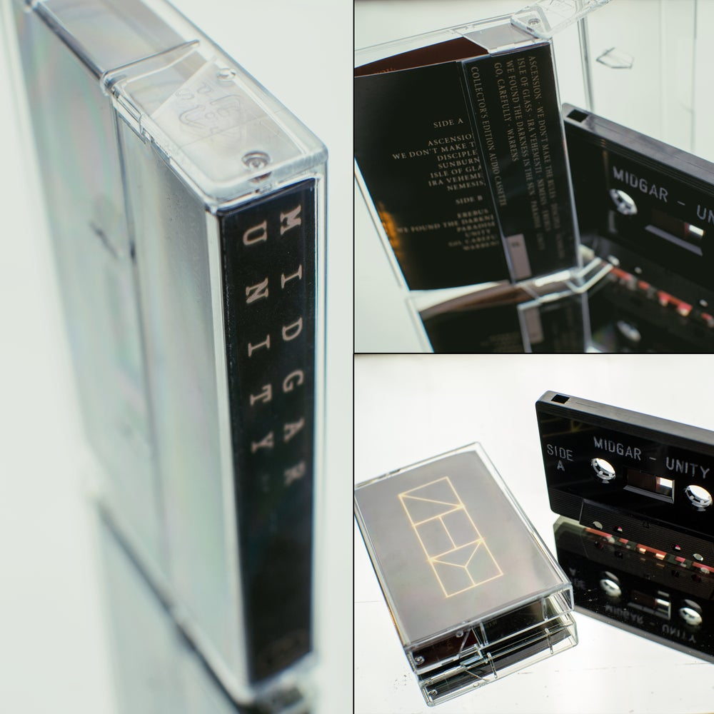 Image of UNITY -  Limited Collector's Edition Cassette Tape