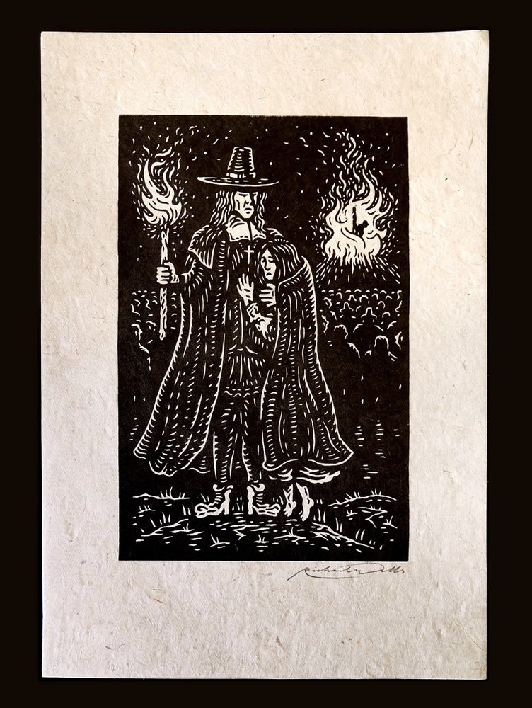 Image of A Witch-Burning