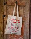 "T-Shirt & Tote Bag ""Souvenir di Napoli"""