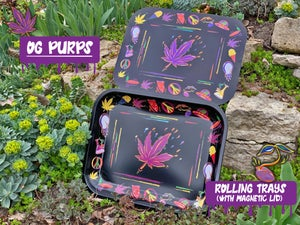 Completely Bonkers - OG Purps Rolling Tray