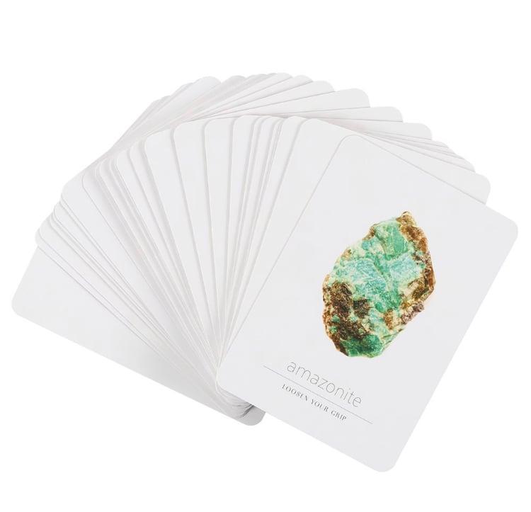 Image of Mini Crystal Card Reading