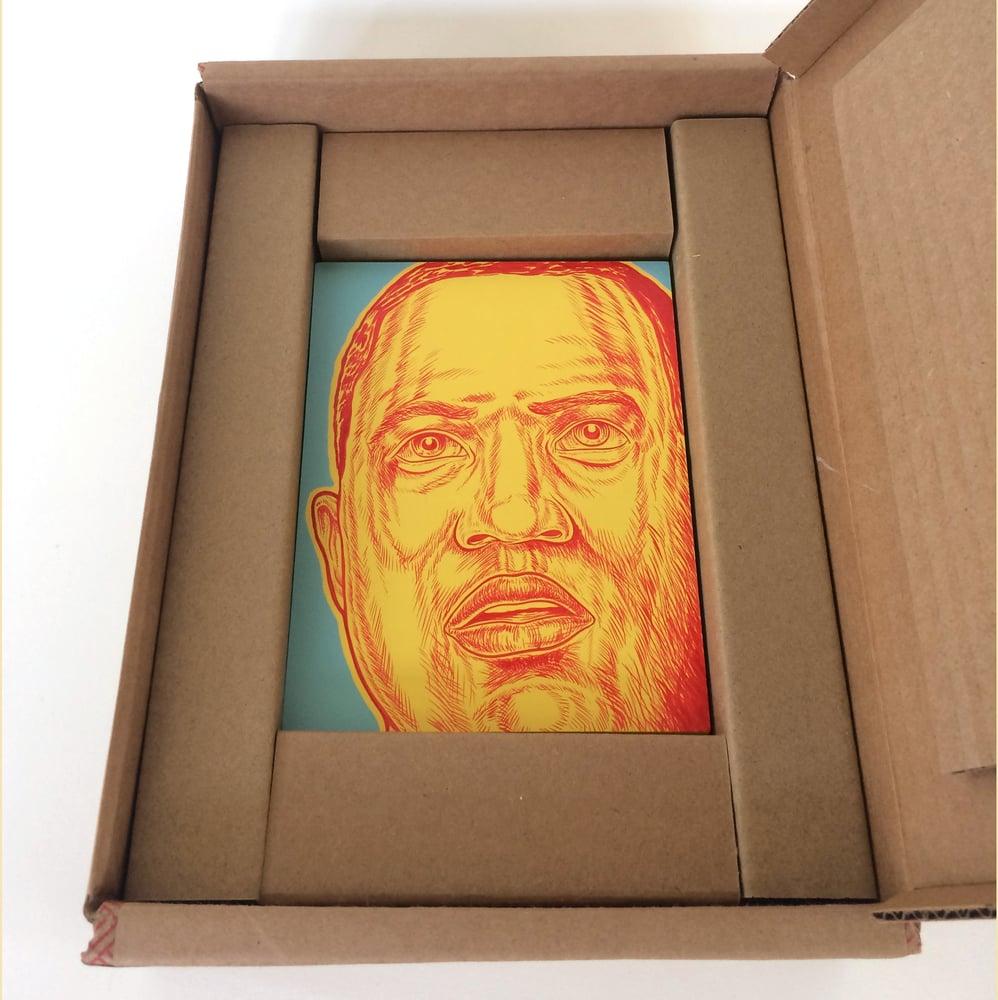 Image of Box Portrait