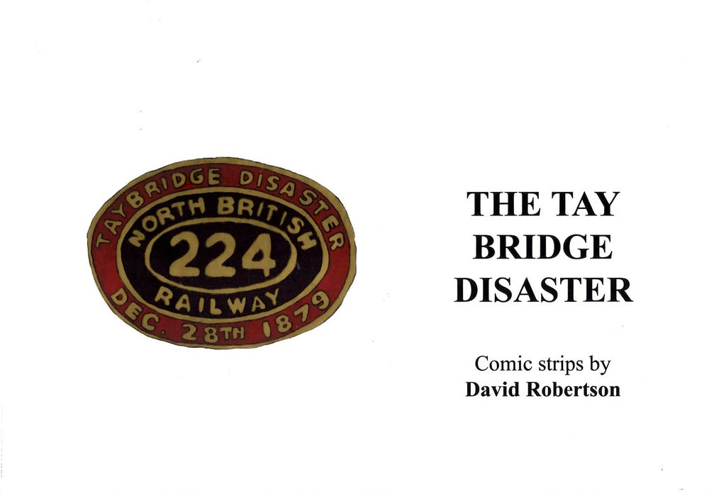 Image of THE TAY BRIDGE DISASTER