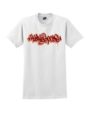 Image of Heavy Goods Shadow Handstyle Tshirt