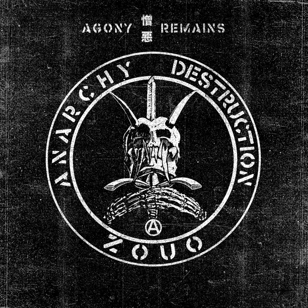 "ZOUO ""Agony Remains"" LP"