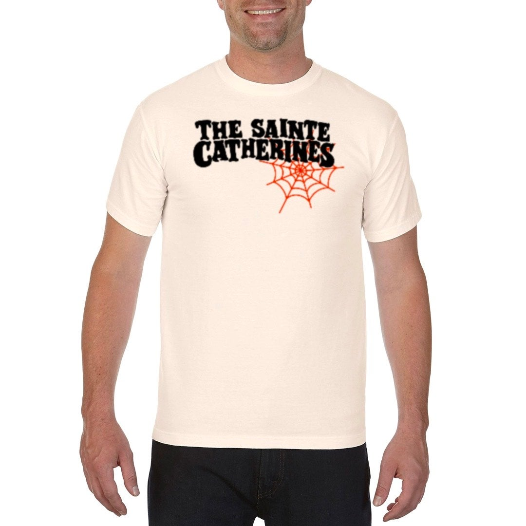 Image of The Sainte Catherines DEVIL HAND shirt