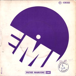 Mr. Morse And His New Alphaband - S.O.S. I'm In Love (EMI France - 1977)