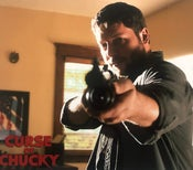 Image of Autographed Curse of Chucky Print