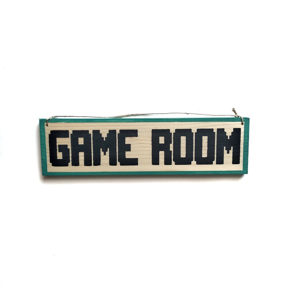 Image of Cartel Game Room