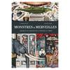 MONSTRES ET MERVEILLES, ALEXANDRE GALAND & DELPHINE JACQUOT