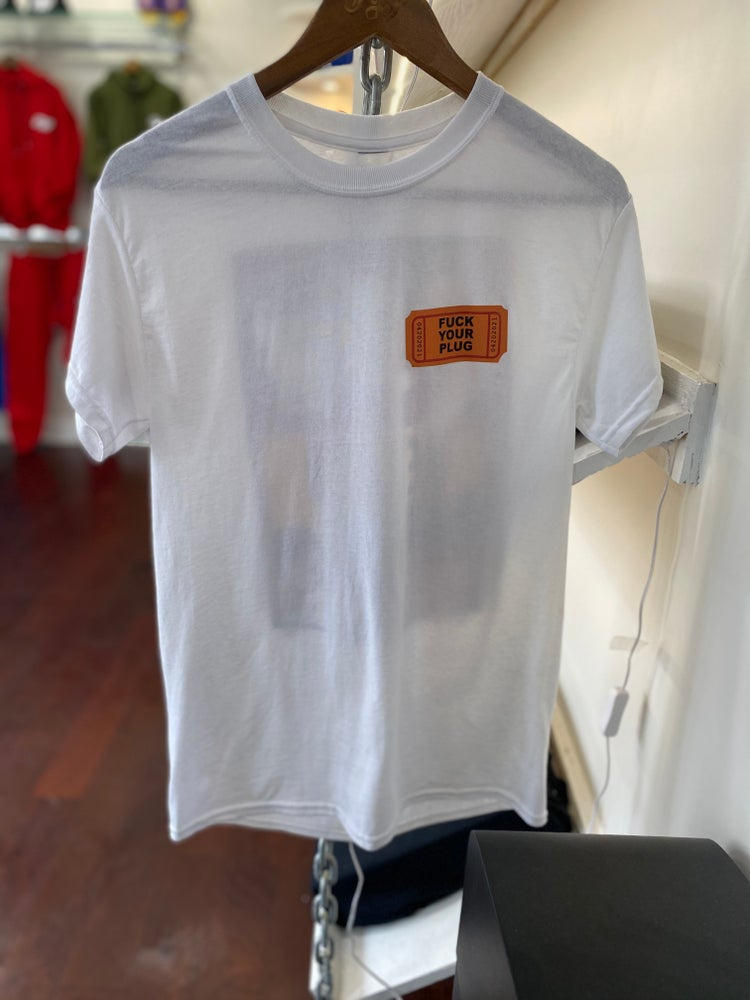 """Image of """"Reefer Madness"""" Tee White"""