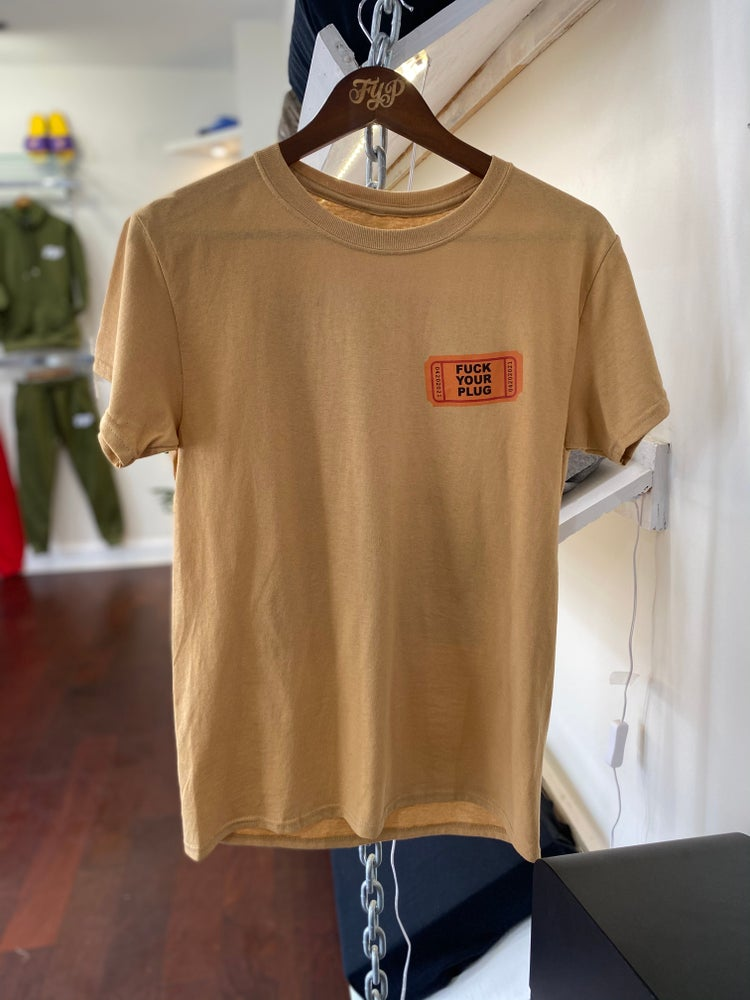 """Image of """"Reefer Madness"""" Tee Tan"""