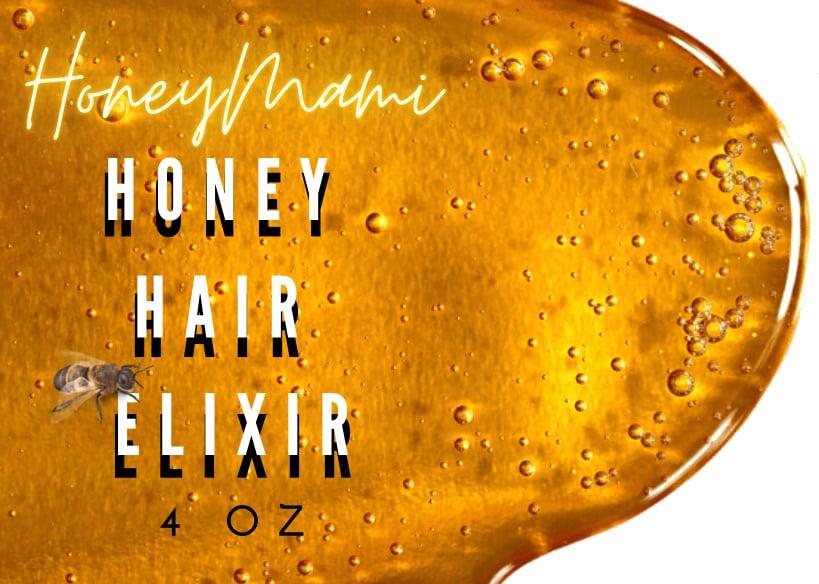 Honey Hair Elixir