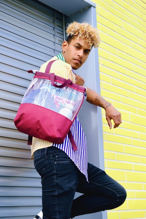 Image of Ghost bag - Bordeaux