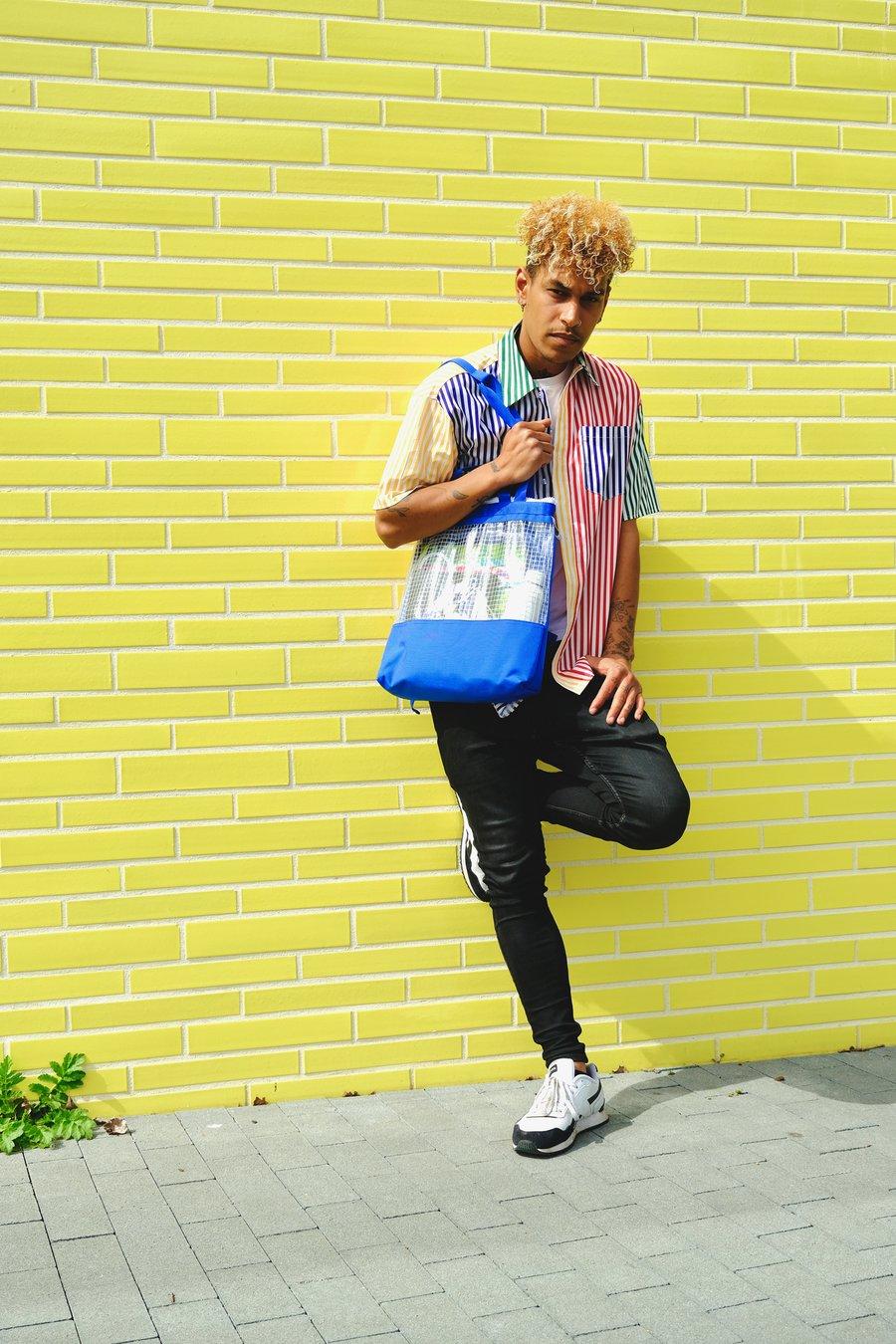 Image of Ghost bag - New bleu
