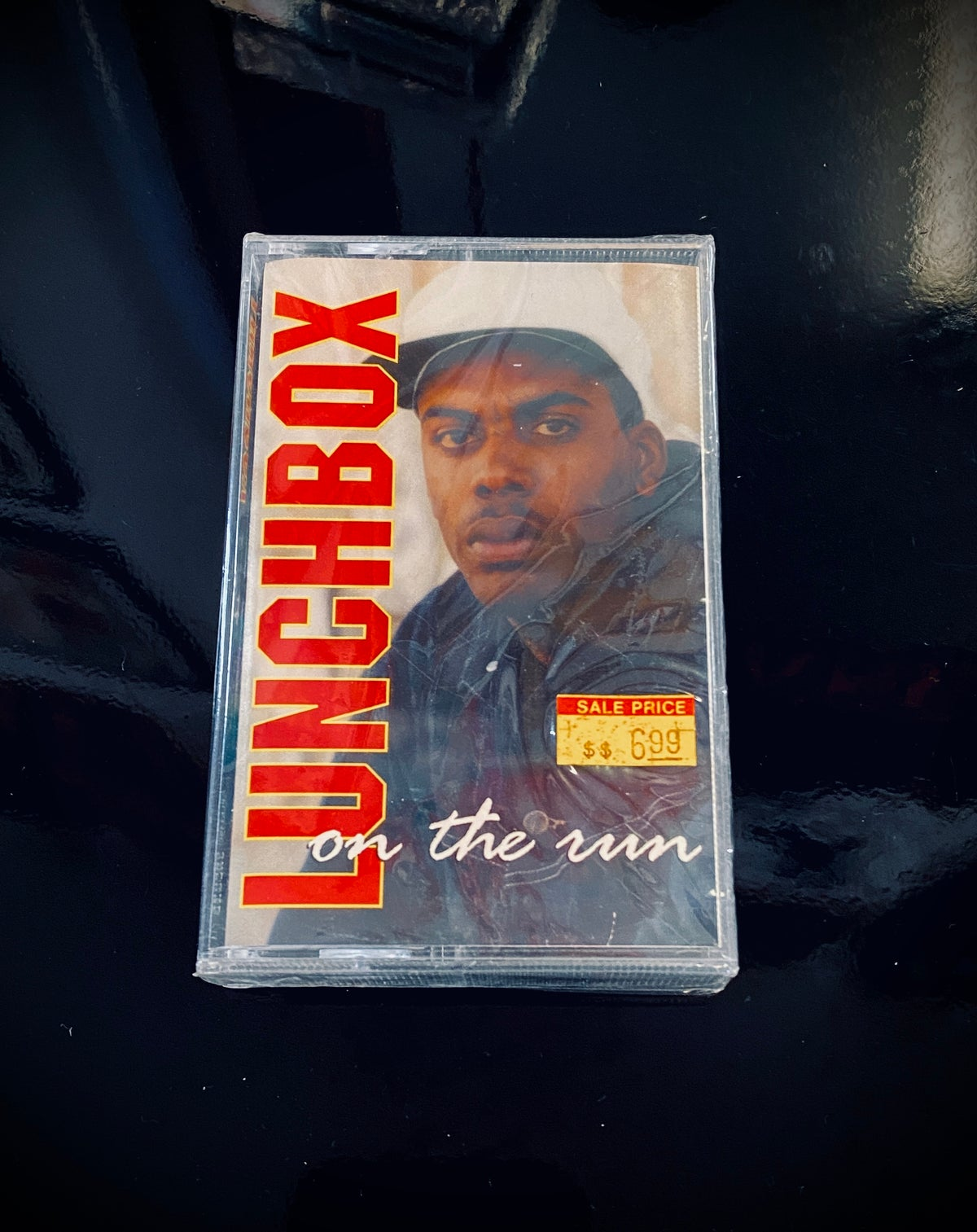 """Image of Lunchbox """"On The Run"""""""