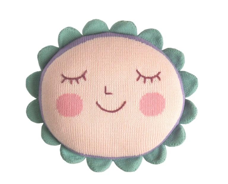 Image of Adorable Pillows (Heart, Rainbow, Apple, or Sun)