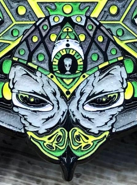 Image of TerraPin X Mothership x Dustin Parsons
