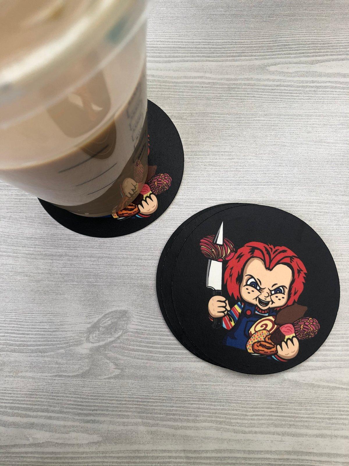 Chucky Coasters
