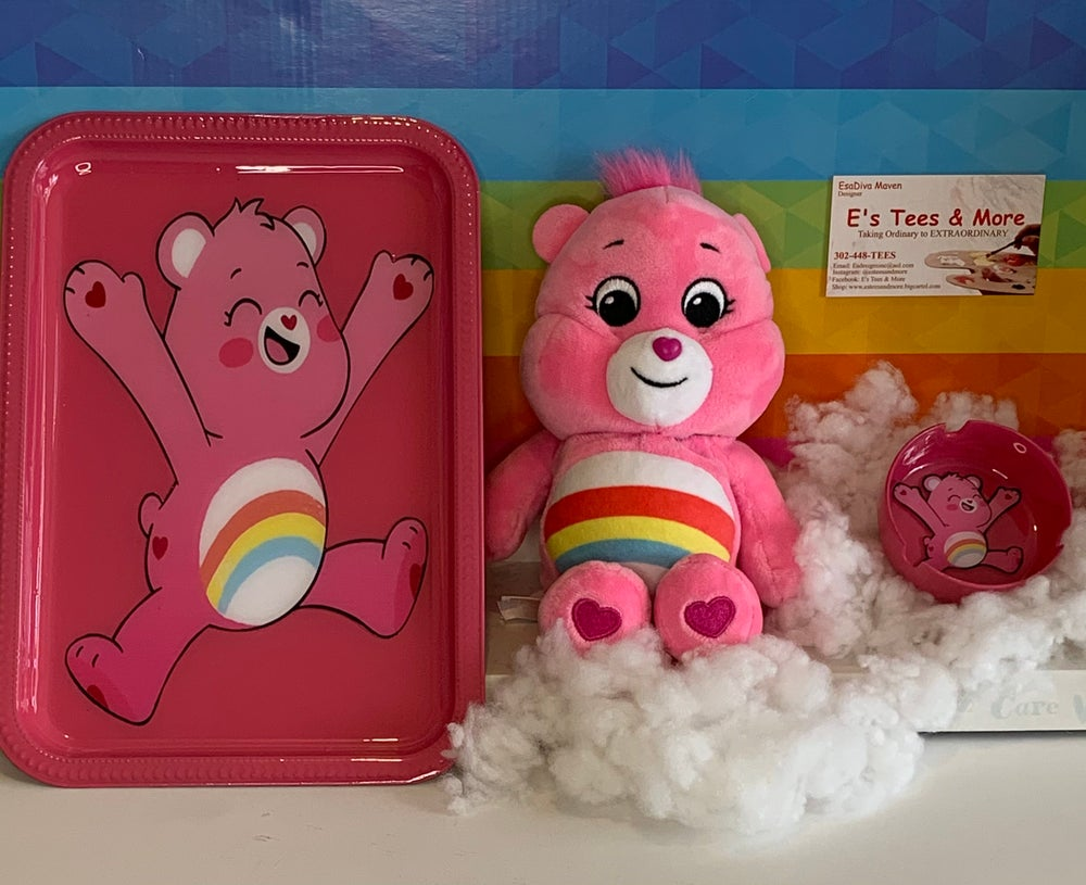 Image of Cannabis Care Bears Collection