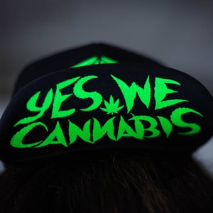 Image of YES WE CANNABIS HAT