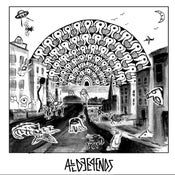 Image of Alldeepends ‎– Hello My Name Is 7""