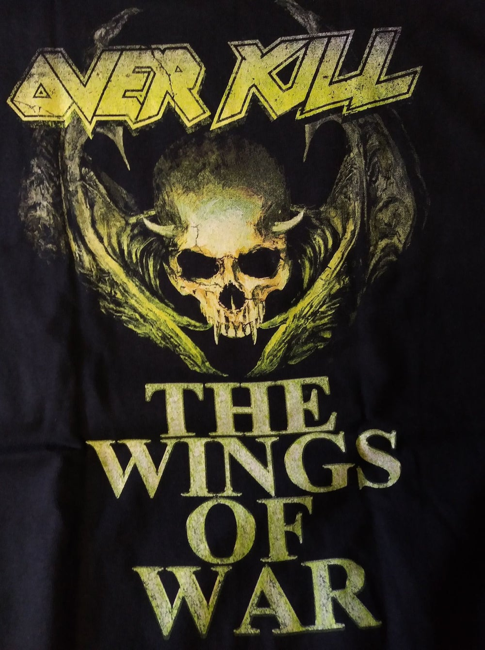 Overkill Wings of War T-Shirt *imported*