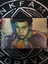 Sting Like A Bee / Muhammad Ali - Canvas Print