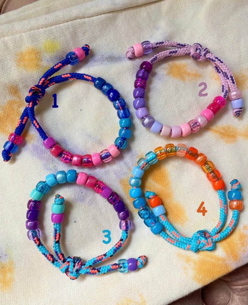 Image of BRACCIALE CANDY PONY CORD