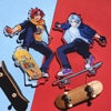 (PO) SK8 Standees