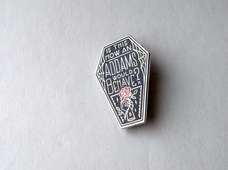 Black Coffin Pins by Seanan McGuire