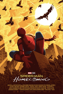 Image of Spider-Man Homecoming VARIANT AP