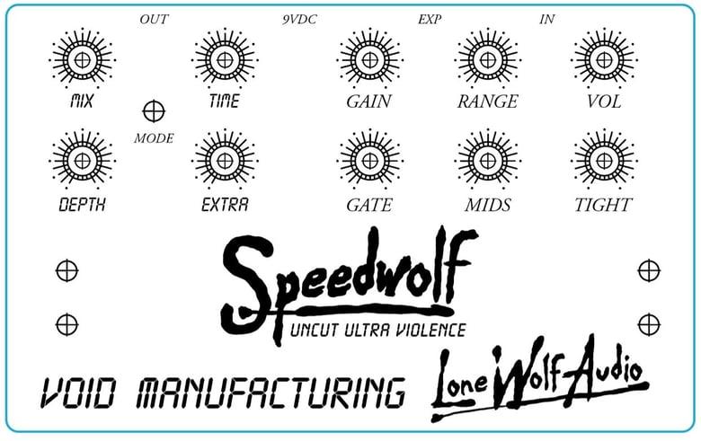 Image of SPEEDWOLF V3 pre sale