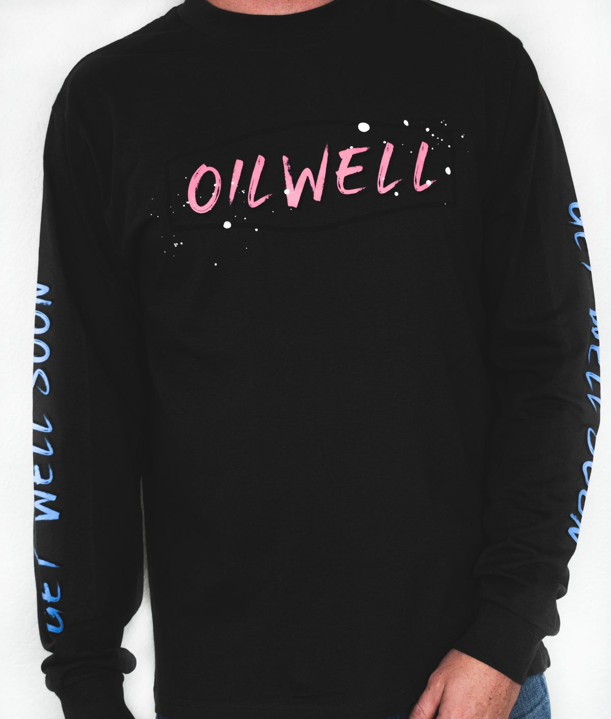 Image of Splatter Long Sleeve