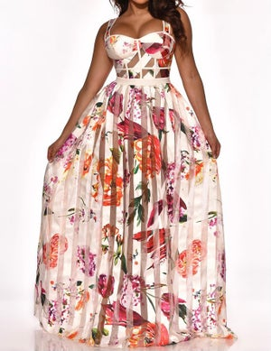 """Image of """"One Sweet Day"""" Floral Maxi"""