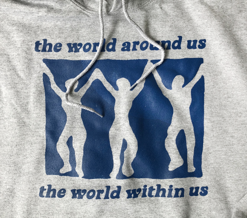 Image of The World Hoodie