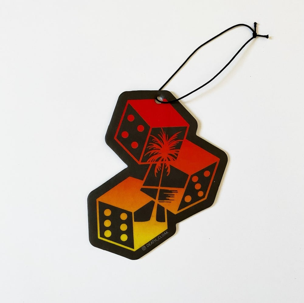 Image of Street Dice Air Freshener