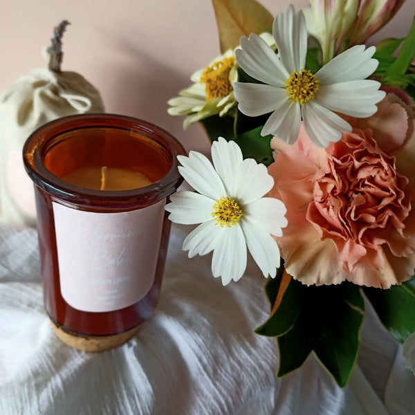 Image of Blooming Babe Australian florals  Candle