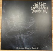 Image of BEAST OF REVELATION 'the ancient ritual of death' lp