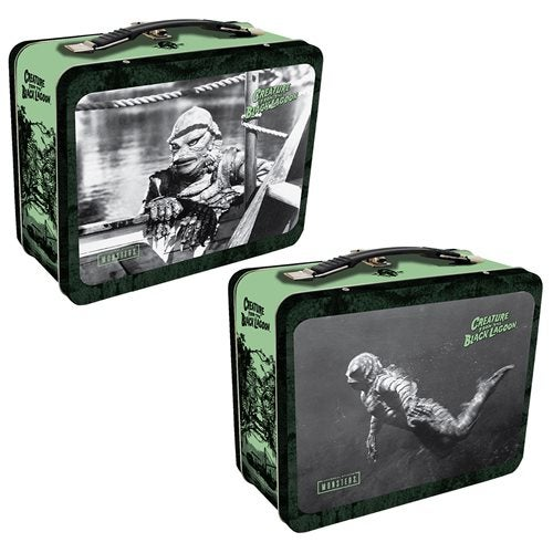 Image of Universal Monsters Creature from the Black Lagoon Tin Tote Lunch Box