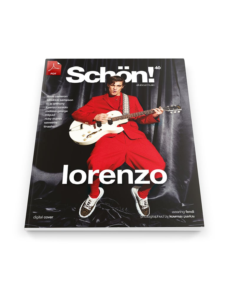 Image of Schön! 40 | Lorenzo Zurzolo by Kosmas Pavlos | eBook download